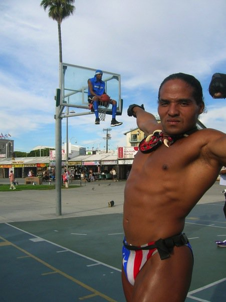 JULY 4th MUSCLE BEACH SPECIAL/NO BALL GAMES