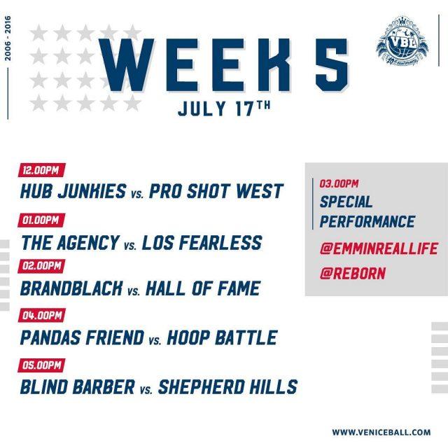 VBL week 5! The 2 Undefeated Champs halloffameltd And brandblackallstarshellip