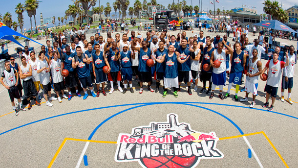 REDBULL KING OF THE ROCK QUALIFIERS Sat July 21st