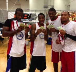 VBL WINS THE BALLISLIFE 3 on 3 tournament!