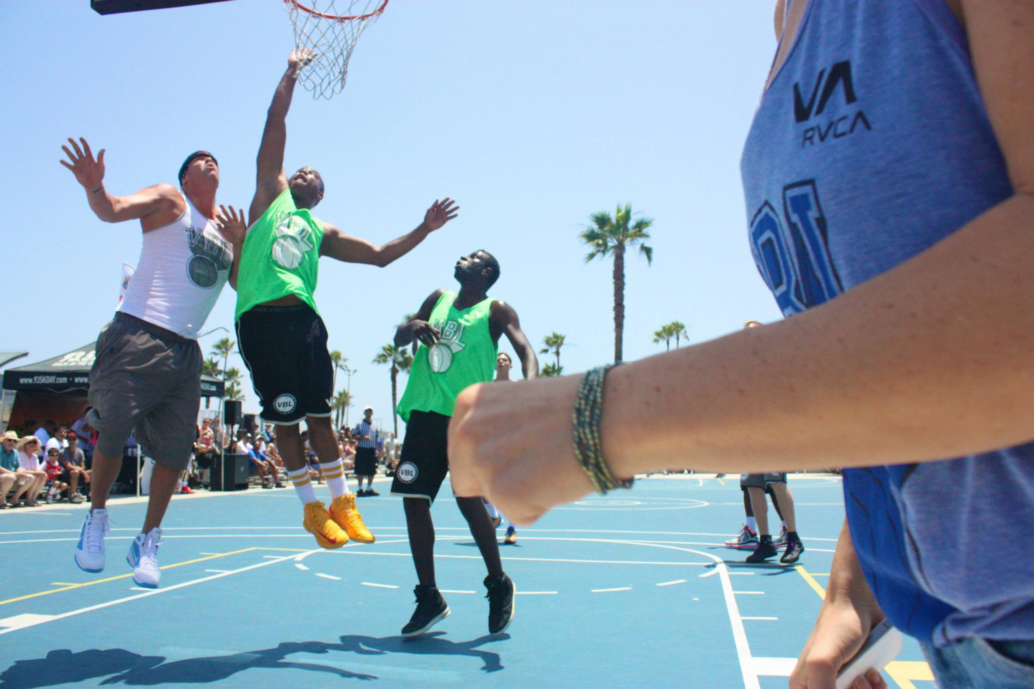 Best Shots from Week 5 at #TheVBL > Nothing like it!