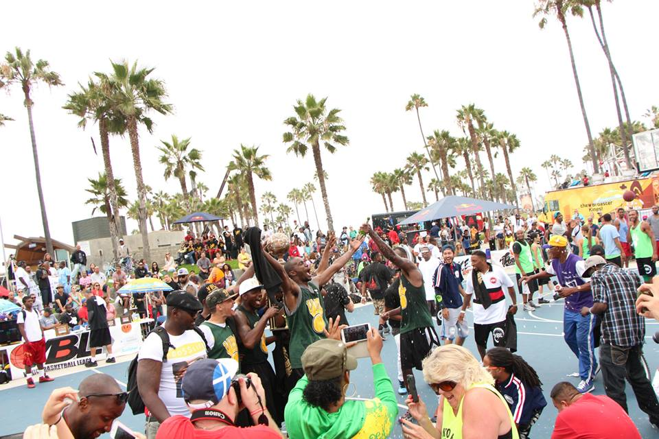 The Finals – Beach Warriors Back 2 Back champs on Ron Beals historial Day