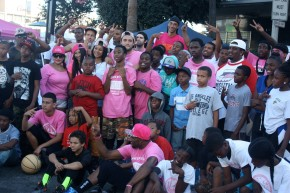 VBL & #DunkForTheCure at Taste of Soul