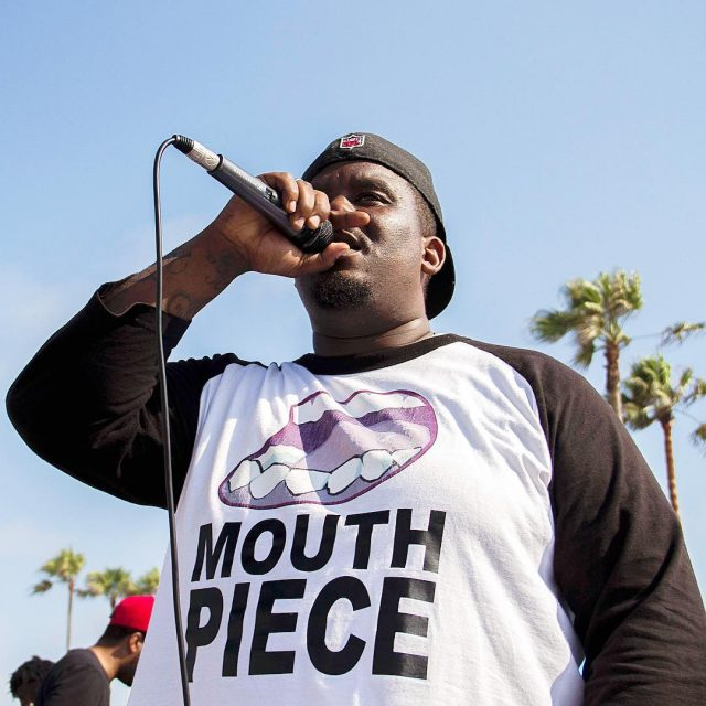 You know what it is MouthPiece aka voiceofvenicebeach I mhellip