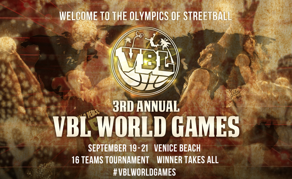 2014 VBL World Games are here Sep 19th -21st