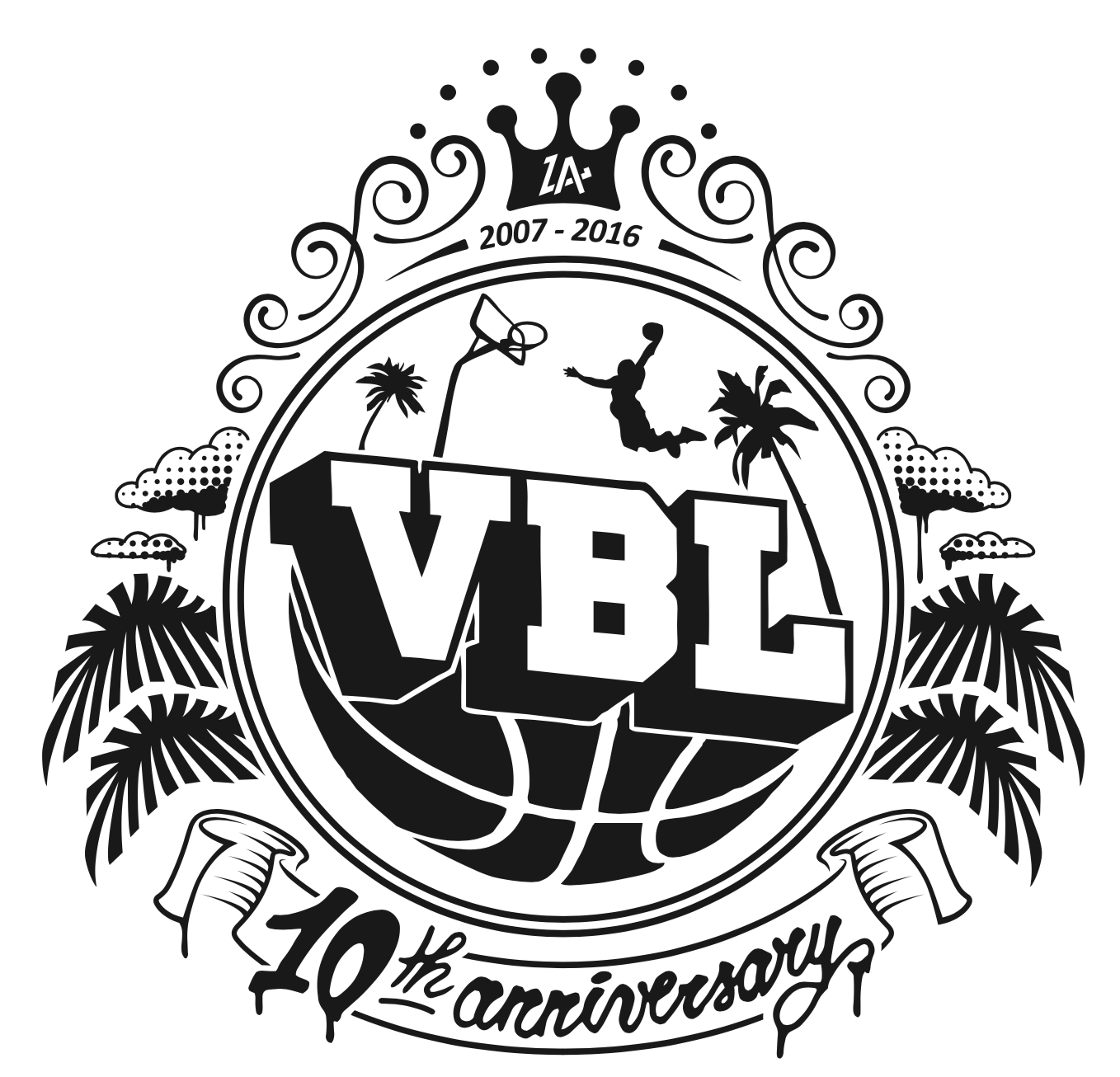 VBL 10 year anniversary Tips Off June 5th
